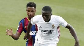 El Madrid nunca ha perdido con Mendy saliendo como titular en LaLiga. EFE