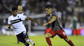Independiente volvió a la senda de la victoria. Twitter/Independiente