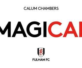 Chambers changerait d'horizon. Twitter/FulhamFC