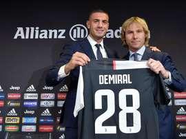 Demiral, dans le viseur de la Juve. Juventus