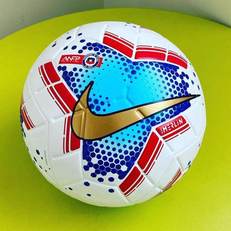 Nike suministrará el balón del próximo campeonato. Twitter/Fernando10131