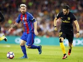 Messi veut rester au Barça pour le moment. FCBarcelona