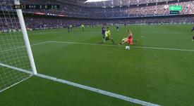Messi ha segnato una tripletta. Movistar+