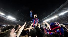 Las celebraciones 'prohibidas' por el COVID-19. FCBarcelona