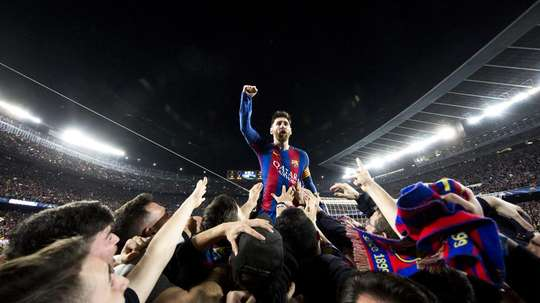 33 titres pour Messi. FCBarcelone