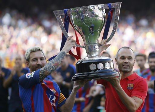 La Liga Española es de las más seguidas del mundo. EFE/EPA/Archivo