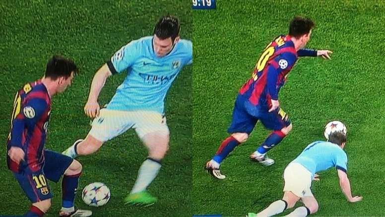 """Messi faz você parecer estúpido"""" - BeSoccer"""