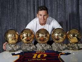 Messi. Twitter