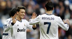 Özil revient sur cette époque. EFE