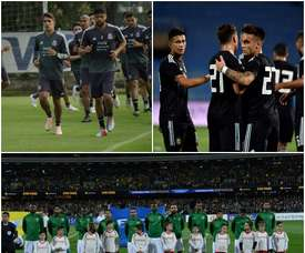 Mexico, Argentina, Saudi Arabia have undergone squad overhauls since the World Cup in Russia. AFP