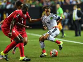 Mexico Andres Guardado, in white, scored two penalties to give Mexico a 2-1 extra-time triumph over 10-man Panama