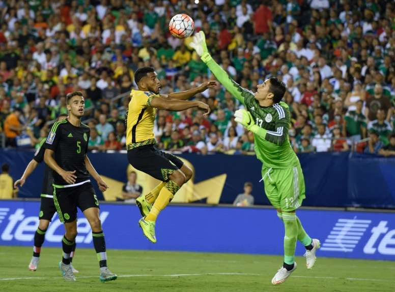 Tuvo ocasiones de sobra para conseguirlo, pero Jamaico se marchó del torneo sin marcar. AFP