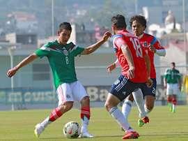 El 'Tri' venció a Antigua por 3-0. Twitter