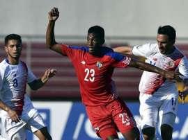 El jugador panameño ya tiene nuevo club. NewYorkRedBulls