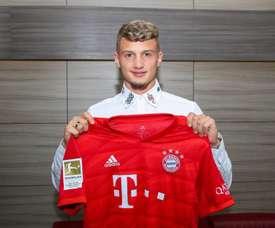 Le Bayern présente Cuisance avant Coutinho. FCBayern
