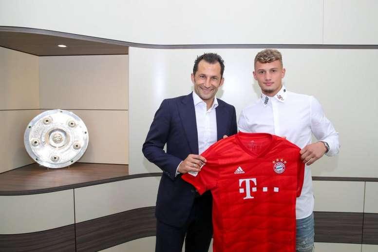 El Bayern presentó a otro refuerzo antes de Coutinho. FCBayern