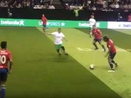 Salgado anotó el gol de la victoria. StarCasino