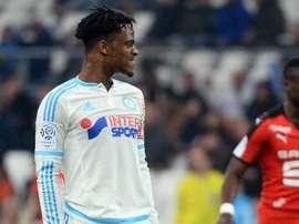 El Olympique de Marsella fue vapuleado en casa por el Rennes. OM