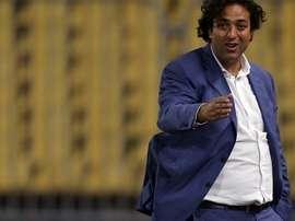 L'ancien joueur de Marseille sera remplacé par son adjoint Mohamed Salah. Twitter