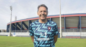 Russo ya manda en Cerro Porteño. Twitter/CerroPorteño