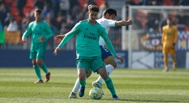 Rayo Majadahonda v Castilla has been postponed. Twitter/lafabricacrm