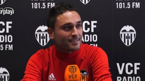 Miguel Grau tiene nuevo refuerzo. ValenciaCF