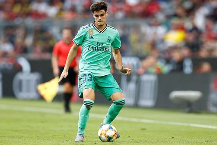 Zidane's new wonder kid. RealMadrid