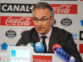 Miguel Torrecilla no da por cerrada la plantilla del Betis. EFE
