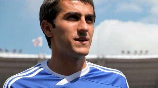 Mikel Álvaro cambia el Auckland City por el Dynamo Tbilisi. Twitter