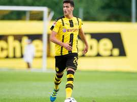 Mikel Merino looks set to join Newcastle. BVB