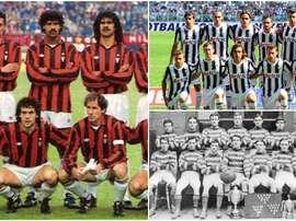 Milan, Celtic and Juventus. BeSoccer