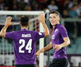 United deny having made an offer for Milenkovic. Fiorentina