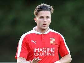 Miles Storey's contract at Swindon Town will expire at the end of the season. SwindonTownFC