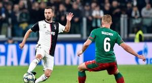 Trattativa bloccata tra Juventus e Barcellona. AFP