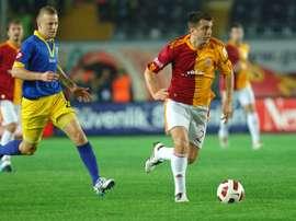 El Galatasaray ya está en la siguiente ronda de la Copa Turca. Galatasaray