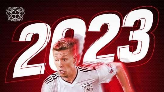 Weiser cambiará Berlín por Leverkusen. Bayer04
