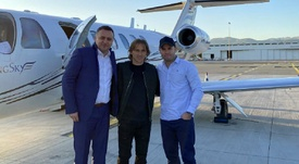 Modric se lleva otro premio. Twitter/LukaModric10