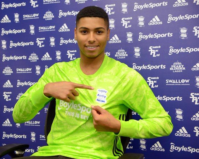 Moha rejoint Birmingham. BCFC
