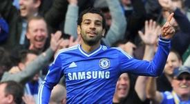 Mourinho est revenu sur le passage de Salah à Chelsea. AFP