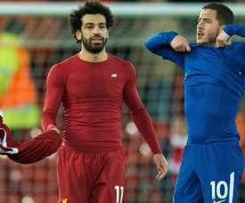 Les deux 'cracks' de Premier League à Madrid ? EFE