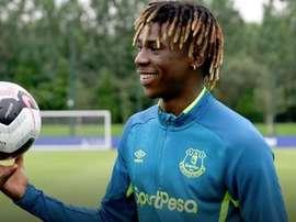 Kean écope d'une amende de la part d'Everton après sa fête non-autorisée. Everton