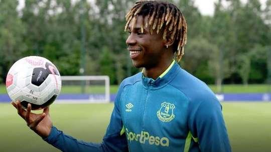 Moise Kean de retour en Italie ? Everton