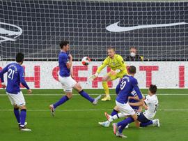 El Tottenham venció por la mínima. Twitter/Spurs_ES