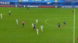 La Liga de las Naciones de la UEFA, en directo. Captura/Cuatro