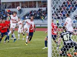 Clubes russos querem dar essa temporada por encerrada. FCSpartakMoscow