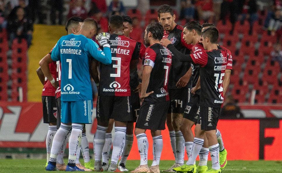 Con Santamaría, Atlas venció al Morelia de Flores y Sandoval