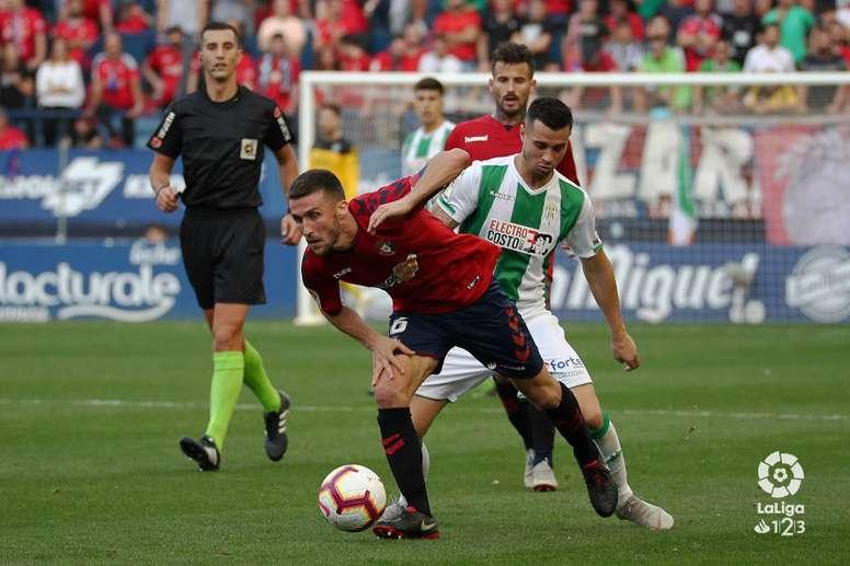 Oier no cree que vaya a ser fácil sacar puntos en Cádiz. LaLiga