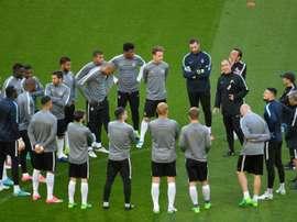 O Mônaco jogará na Ligue 1 com alteração de horário. AFP