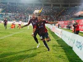 Monagas, líder del campeonato venezolano. Monagas