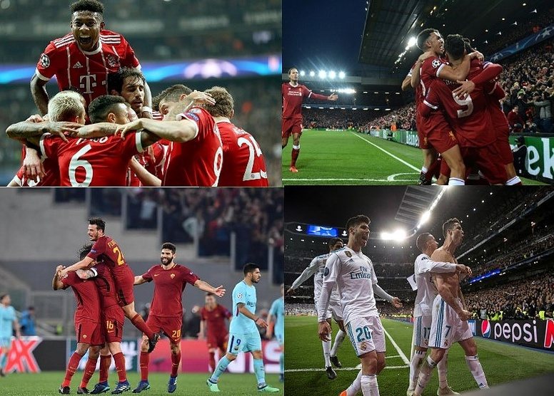 Bayern – Liverpool Facebook: Champions League Semi-final Draw: Preview